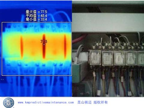 infrared testing applied to SAFRAN1