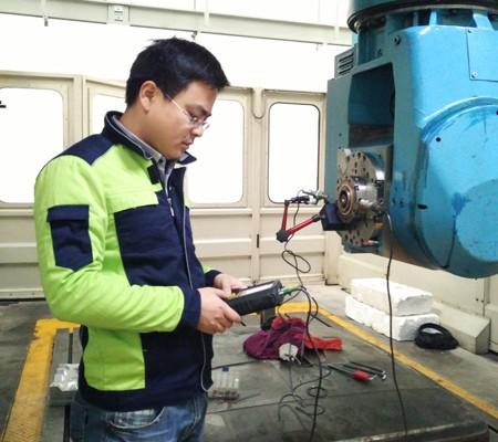 dynamic balance service applied to PSMJ-1