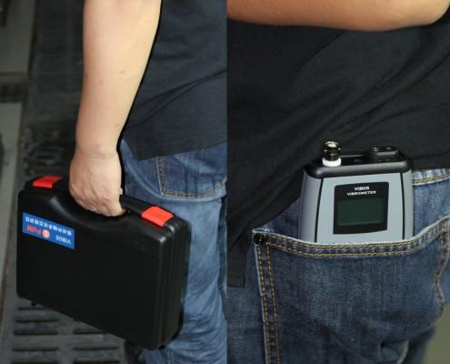 VIB05 vibration meter